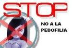 no a la pedofilia